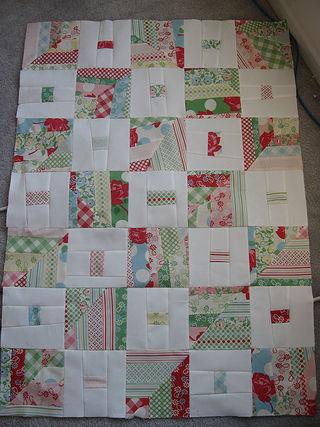 Scrappy quilt2